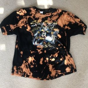 Perfect condition hand bleached men's XXL t shirt